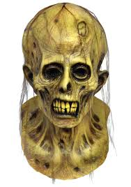 Zombie Mask Haunt Of Fear Ghastly Zombie Mask