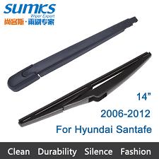 hyundai santa fe rear wiper arm get cheap hyundai rear wiper arm blade aliexpress com