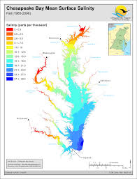 Chesapeake Bay Map Chrns Education And Outreach Programs Experiments
