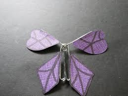how to a twirling paper butterfly 19 steps with pictures