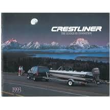 view crestliner u0027s boat archive to find information on older models