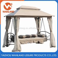 Gazebo Porch Swing by Gazebo Swing Bed Gazebo Swing Bed Suppliers And Manufacturers At