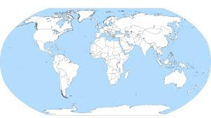 World Map With Seas by File World Map Blank With Blue Sea Svg Wikimedia Commons