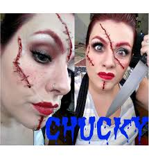 doll halloween makeup tutorial