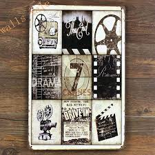 online get cheap cinema wall decor aliexpress com alibaba group