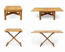 convertible coffee dining table handmade bespoke furniture by lee sinclair furniture http