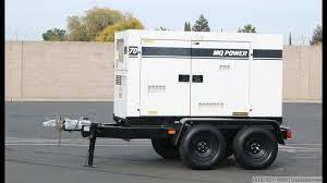 mq power whisperwatt 70 diesel generator youtube