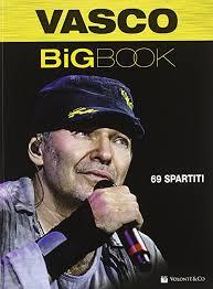 chitarra vasco vasco big book vasco it musica