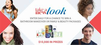 Win A Bathroom Makeover - take a new look at your man u0027s grooming routine for a chance to win
