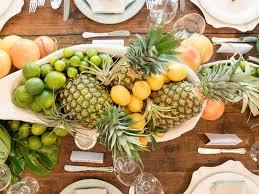 fruit centerpieces edible fruit centerpiece southern living