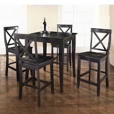 Espresso Bistro Table Attractive Espresso Bistro Table With Vintage Dining Room Design