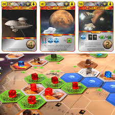 amazon com terraforming mars board game toys u0026 games