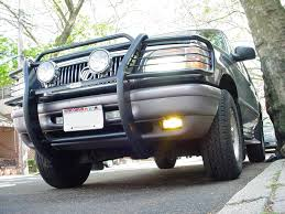 Ford Explorer Grill Guard - post pictures of your truck with auxiliary lights ford explorer