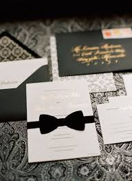 black and white wedding ideas black tie wedding ideas that dazzle modwedding