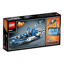 lego technic amazon com lego technic hydroplane racer 42045 advanced vehicle