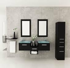 Modern Bathroom Set Contemporary Bathroom Set With Touch Megjturner