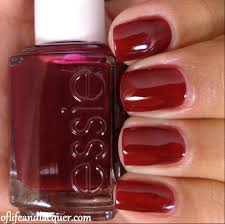 essie oldies of life and lacquer
