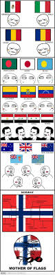 Flag Meme - some flags around the world oh wait flags memes and random