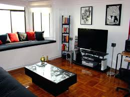 Cool Living Room Tables Cool Studio Apartment Setups Small Apartment Design Optimized By