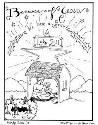 25 unique nativity coloring pages ideas christmas