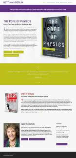 author and book websites design for authors books