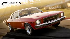 holden muscle car dress up your forza motorsport 6 garage with the ralph lauren polo