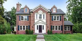 classic colonial house plans collections of brick colonial house free home designs photos ideas