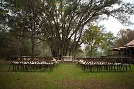 wedding venues ta fl rustic outdoor wedding at lake iamonia lodge in tallahassee
