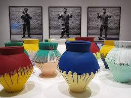 Ai Weiwei Vase Colored Vases And Dropping A Han Dinasty Urn Kevin U0027s Travel Blog