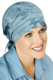 Hair Loss From Chemo Padded Carol Scarf Cancer Patient Headcoverings