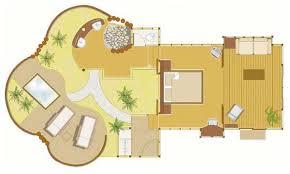 beach suite bora bora pearl floor plan island escapes