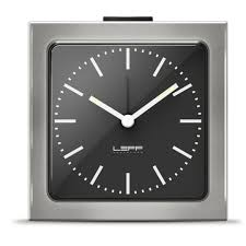 Minimalist Alarm Clock by Modern Alarm Clocks Designer Digital And Analog Alarm Clocks
