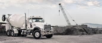 granite semi truck model mack trucks