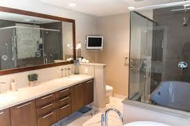 open glass inspired bathroom remodel in rochester ny concept ii