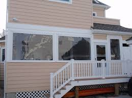 Wind Screens For Decks by Custom Enclosures For Your Deck Porch Or Patio