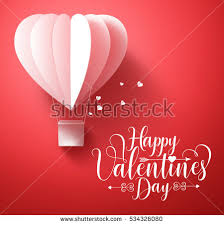 Designs Of Making Greeting Cards For Valentines Vector Illustration Happy Valentines Day Greetings Stock Vector