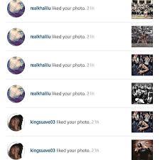khalil underwood khalilunderwood instagram photos and videos pictastar com