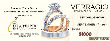 bridal rings company diamond ring co