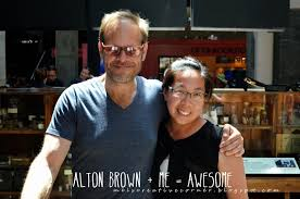Alton Brown Kitchen Gear by Wanderings Cooking For Solutions Monterey Bay Aquarium Pt 2