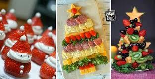 cuisine pour noel décorer les plats pour noel 20 idées pour surprendre vos invités