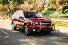 2018 subaru outback 2 5i limited subaru to debut 50th anniversary limited edition models