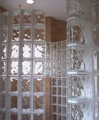 glass block bathroom designs 6 popular glass block bathroom designs ewdinteriors