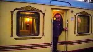palace on wheels luxury train tours of royal rajasthan youtube