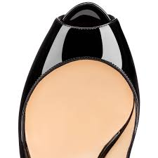 private number patent 120 black patent calfskin women shoes
