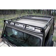 roof rack emergency light bar gobi jeep wrangler tj roof rack