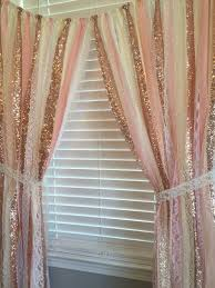 Pink Sparkle Curtains Stylish Gold Sparkle Curtains And Best 25 Ideas On With Regard To