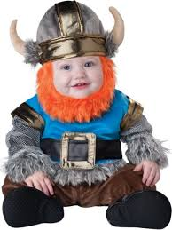baby costume incharacter baby lil viking costume clothing