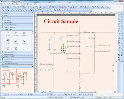 wiring diagram circult drawing circuit maker free for