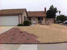 canyon simple with circular simple front yard driveway landscaping