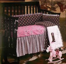 Western Baby Crib Bedding Baby Country Western Nursery Ideas Pink Paisley Western Baby